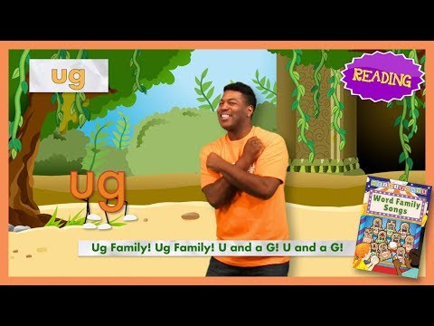 ug-family-song-(from:-word-family-songs-dvd)