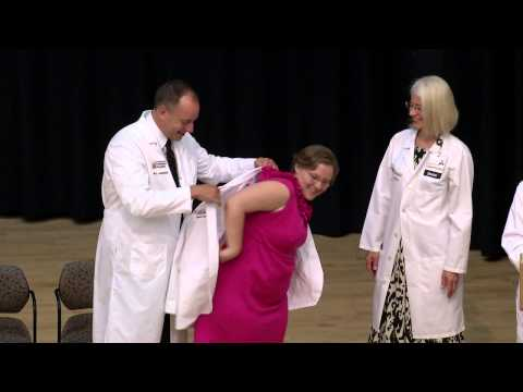 University of Iowa College of Medicine White Coat Ceremony - August 14, 2015
