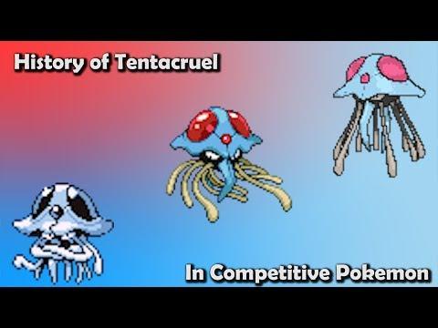 How GOOD was Tentacruel ACTUALLY? - History of Tentacruel in Competitive Pokemon (Gens 1-6)
