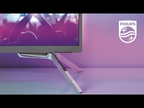 philips 7100 series 4k uhd android tv with ambilight youtube. Black Bedroom Furniture Sets. Home Design Ideas