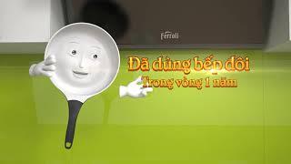 Phim quảng cáo TVC 3D | Thiết bị bếp Ferroli khuyến mãi 2017| Video Viral Marketing