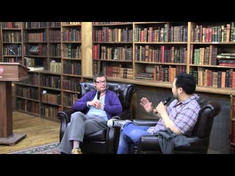 David Chang & Hugh Fearnley-Whittingstall