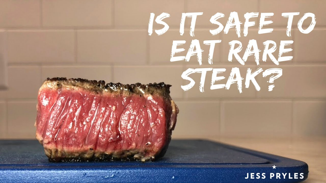 Is rare steak safe to eat? | Jess Pryles