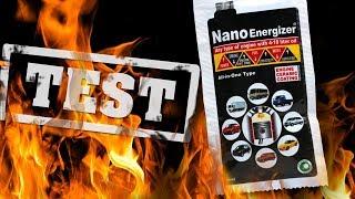 Nano Energizer Który dodatek do oleju jest najlepszy?