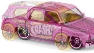 Pink Hot Wheels
