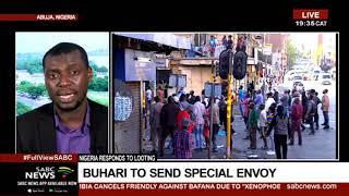 Nigeria's President Buhari to send special envoy to SA: Phil Ihaza