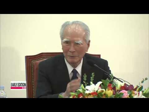 Former Japanese PM urges Abe to respect Murayama Statement
