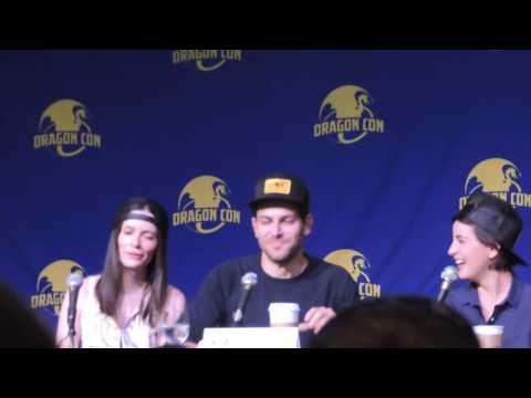 DragonCon Mon. Sept. 5th Q&A w/the GRIMM Cast Part#4