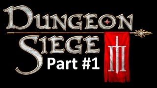 Dungeon Siege III (3) Xbox 360/Xbox One/PS3/PC - Part 1