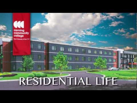 Coming Soon: Residential Life at Corning Community College
