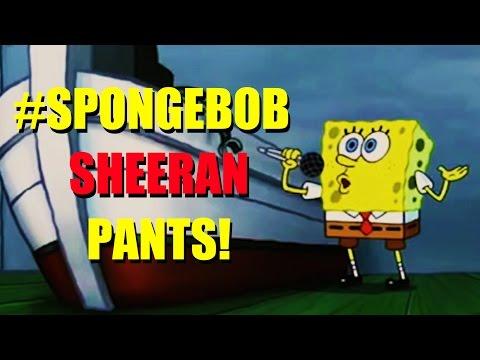 Spongebob Sings Castle on the Hill by Ed Sheeran