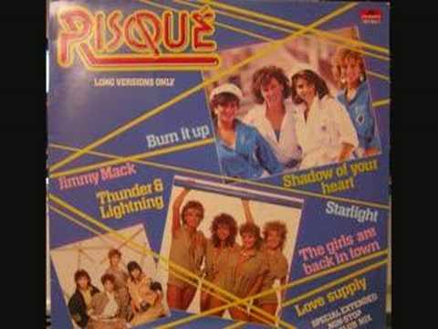 Risque - Girls are back in Town