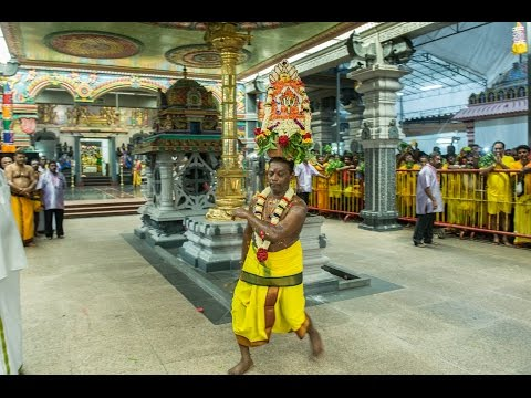 Firewalking Festival 2016- Karagam Preparation at Sri Srinivasa Perumal Temple