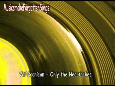 Val Doonican - Only the heartaches