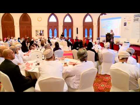 Official Launch of Startup Oman at OSMES15