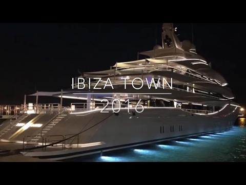 Our trip to Ibiza town 2016 !
