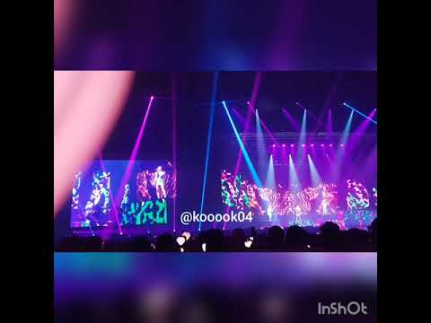 (Fancam) Blackpink - Kiss And Make Up Live In Seoul 20181111