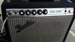 Fender 1973 Vibro Champ | James Orcutt