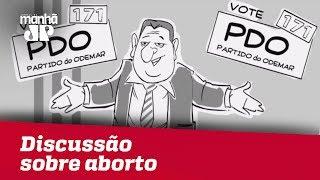 Felipe Xavier: Discussão sobre aborto