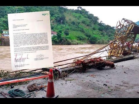 Por nueva emergencia en Hidroituango evacúan sus zonas de influencia | Noticias Caracol