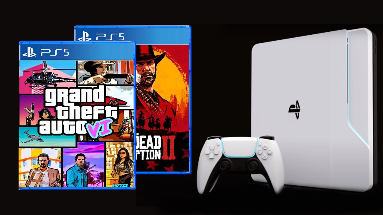 Rockstar Games Announcing Two New Ps5 Games Tomorrow Gta 6 Rdr2 Sony Ps5 Event Youtube