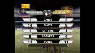sl vs mal football highlights