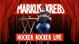 Markus Krebs - Hocker Rocker LIVE [Official Video] HD