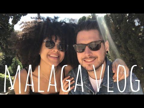 MALAGA VLOG | Sights, Sun & Sangria | Samio