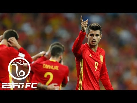 Why one of Spain's best young strikers missed the World Cup squad  ESPN FC