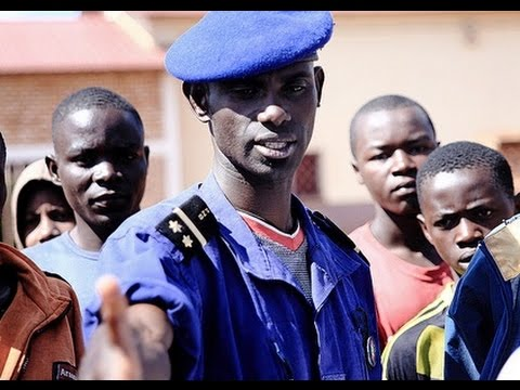 Reforming Security Sectors in Africa - Lessons from Burundi - Nicole Ball