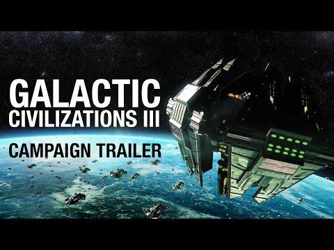 EXCLUSIVE: Galactic Civilizations III Campaign Intro