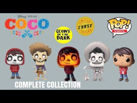 funko-pop-vinyl-complete-collection-coco-pixar-unboxing!review-disney-miguel-ernesto-hector