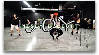 missy elliott   joy choreography by mikey dellavella missyelliott