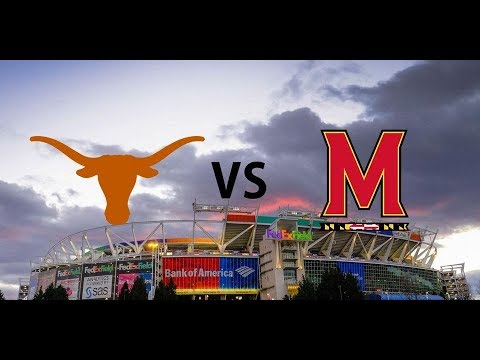 "Texas vs Maryland Post Game Analysis ""Another Rough Start for Texas?"""