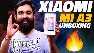 Mi A3 Unboxing and First Look – Meet Xiaomi's New Android One Phone in India