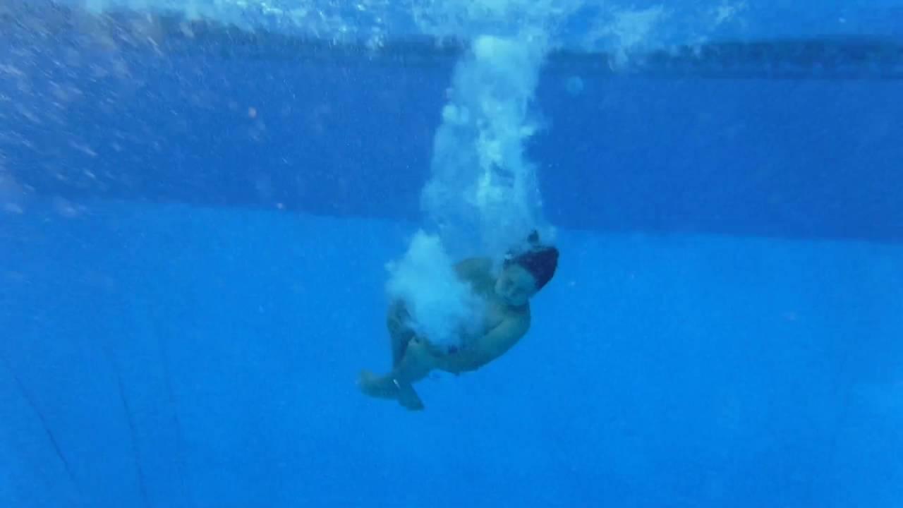 Underwater Video Test Fuji XP90