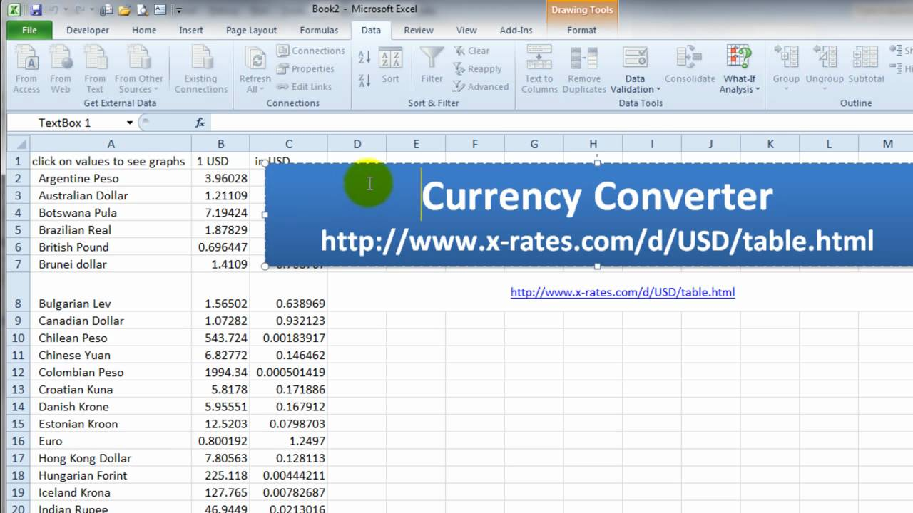 Currency converter form part 1 youtube currency converter form part 1 biocorpaavc