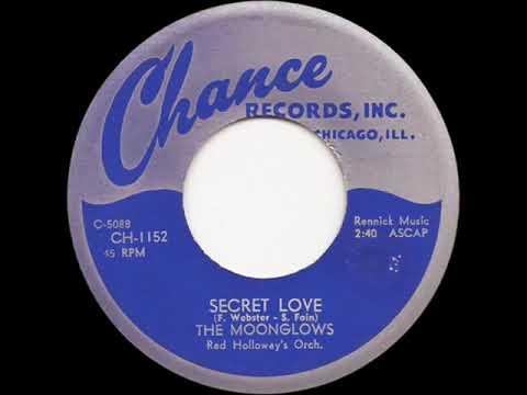 Secret Love - Moonglows