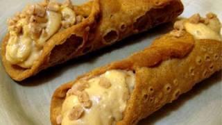 Butterscotch Cannoli Recipe