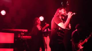Rea Garvey - Hole In My Heart (Kassel 2012)