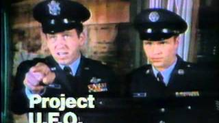 NBC promos Day of Terror Night of Fear & Project UFO 1978