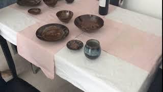Japanese pottery !beautifull,wine