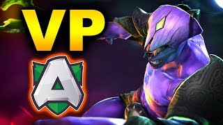 VP vs ALLIANCE - ELIMINATION GAME! - ONE Esports Singapore World PRO DOTA 2