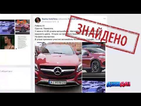 Топ викрадень авто 2017