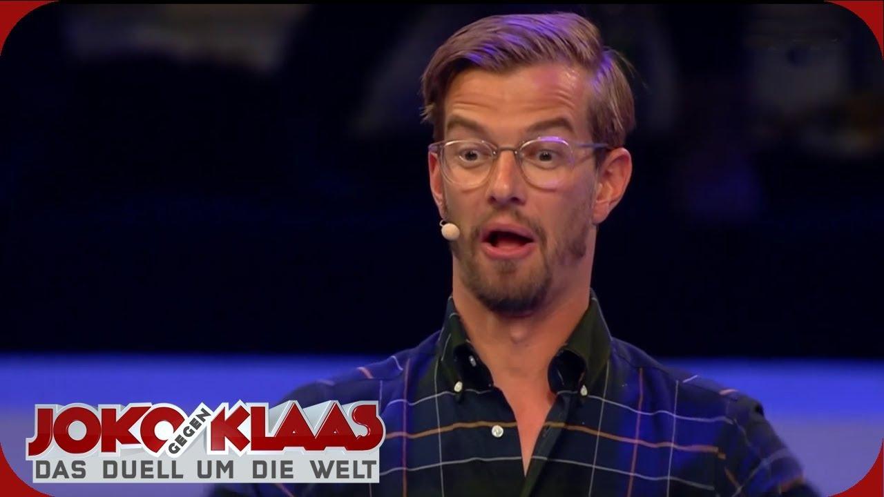Studiospiel Italien Rollkoffer Boule Joko Gegen Klaas Das