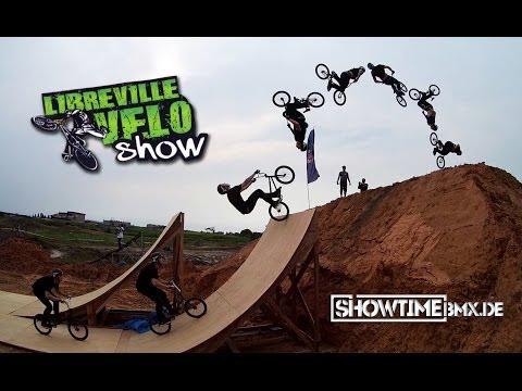 Double Backflip - Simon Moratz - Libreville Velo Show / Gabon