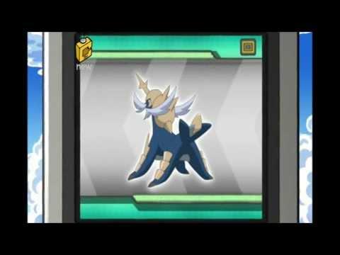 Pokémon Black & White: Rival Destinies Marlon vs Cameron Samurott Pokedex entry