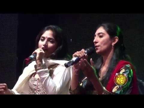 Hun To Gai Ti Mede by Gargi Vora and Jahnvi Shrimankar | Gujarati Jalso