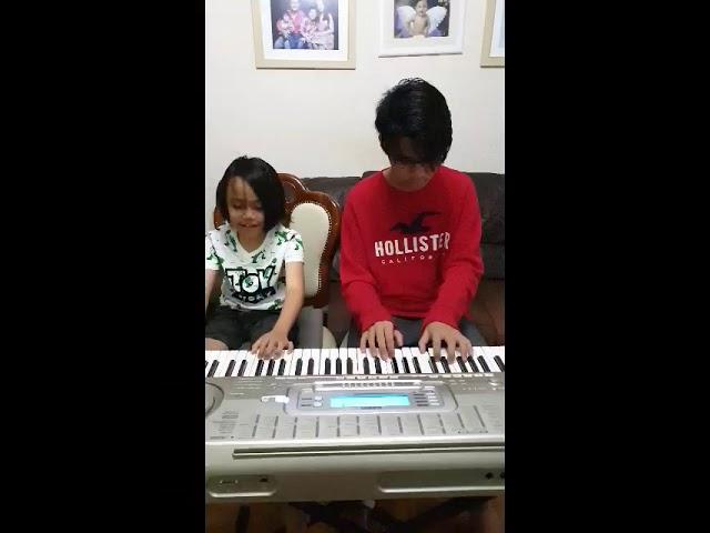 Aaron's musical talents