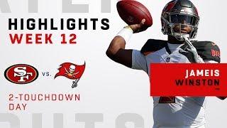 Jameis Winston Highlights vs. 49ers